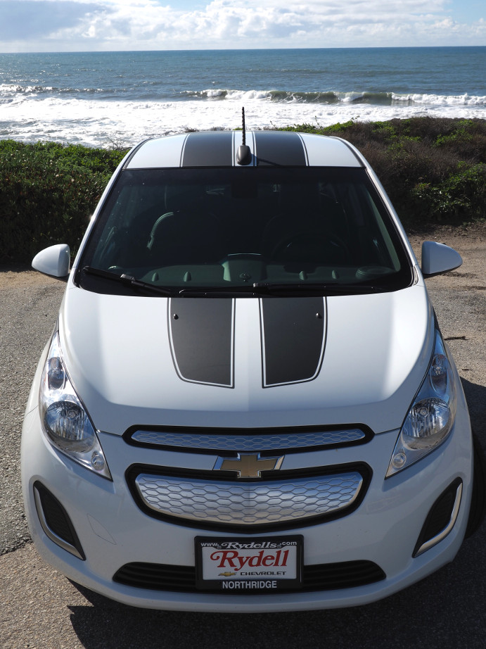 Chevy Spark Ev Forum View Topic Pictures Of The Spark Ev In The